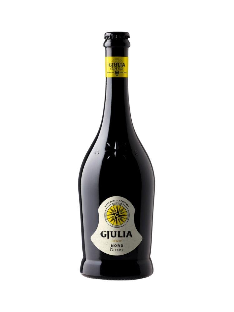 Birra Gjiulia Nord Bionda