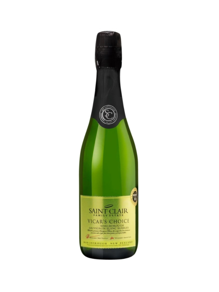 Saint Clair Vicar's Choice Bubbles Sauvignon Blanc spumante